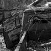 old truck1 found in the woods near Washington, NH