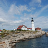 Portland Head Lighthouse in Portland, Maine