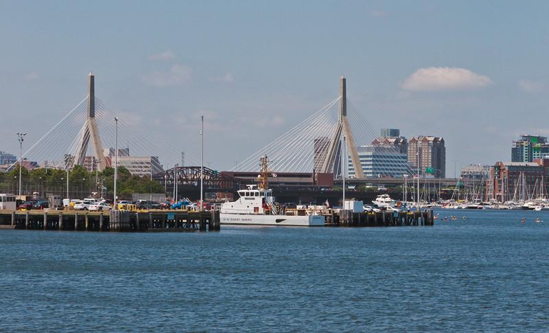 Boston, Massachusetts<br /> Boston Harbor Coast Guard Station