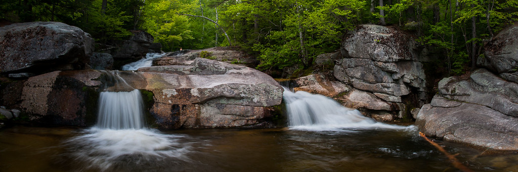 Step Falls Preserve, Maine