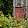 Sharon, NH barn door