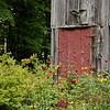 Sharon, NH barn door