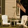 Adirondock Chairs in Jaffrey Center