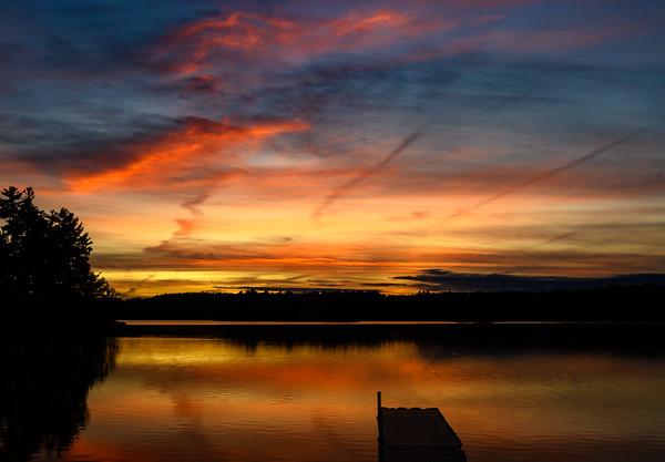 Spencer Cove Sunset
