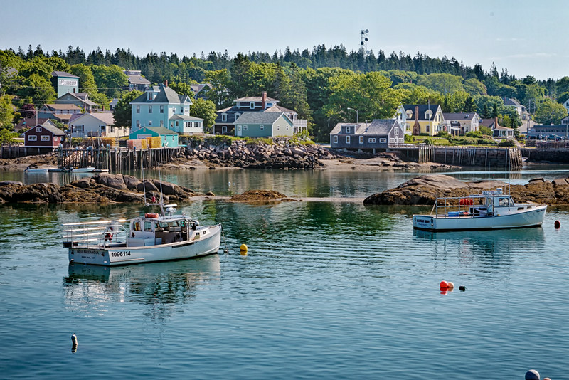 Stonington, Maine<br /> Harbor #1
