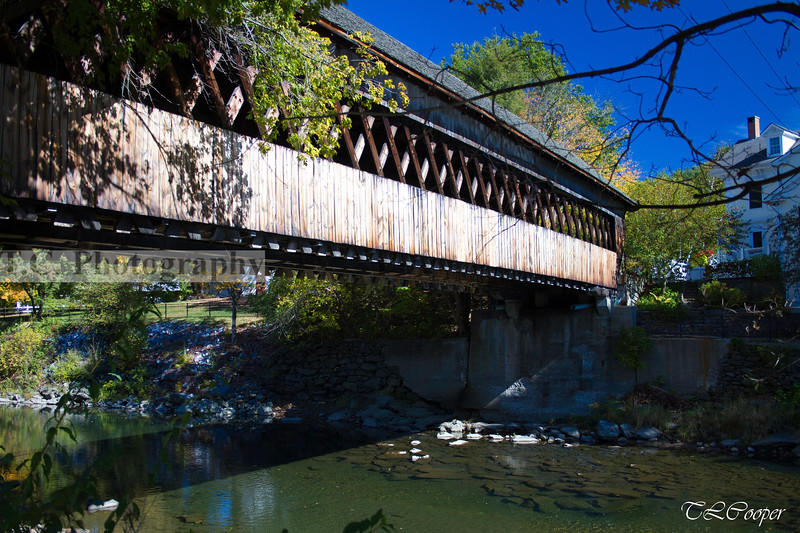 Woodstock Middle Bridge II in Woodstock, VT