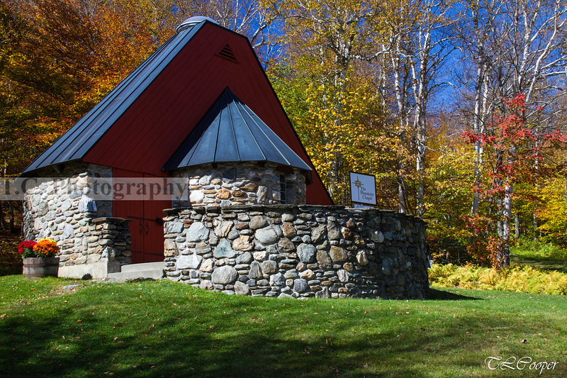 The Mountain Chapel in Stowe, VT