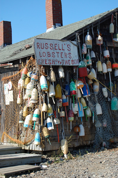 Russell's Lobster's - York, ME