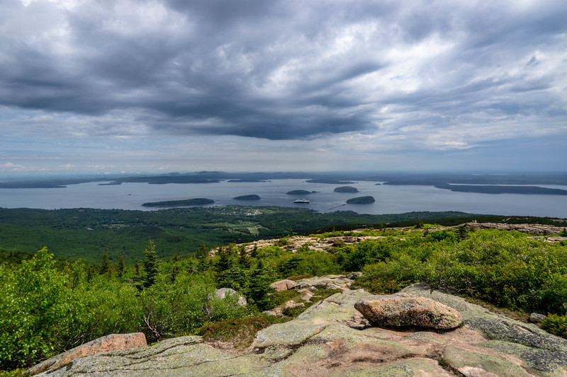 Bar Harbor and Porcupine Islands
