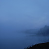 Foggy water view - 1
