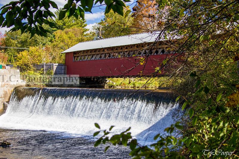 Covered Bridge & Dam