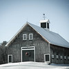 Francestown barn