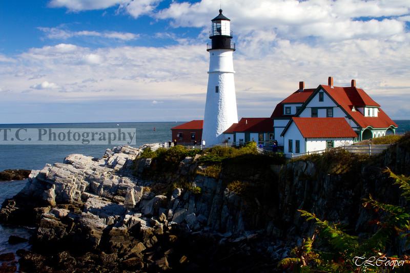Portland Head Lighthouse II in Portland, ME