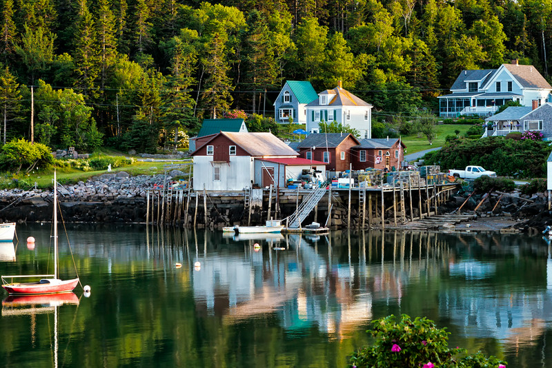 Stonington, Maine<br /> Harbor #7