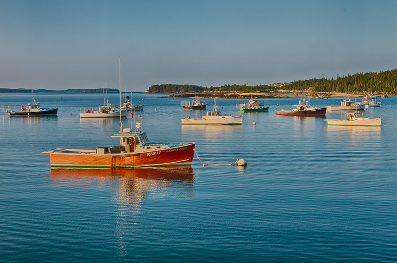 Stonington, Maine<br /> Harbor #2