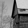 Old Barn in the White Mountains - 1
