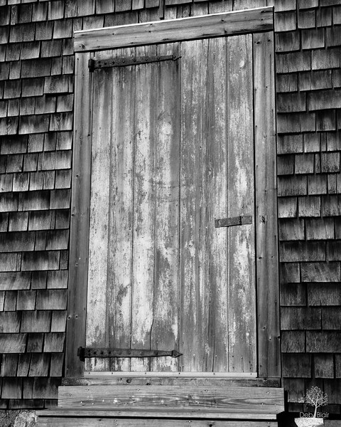 Portsmouth vintage door