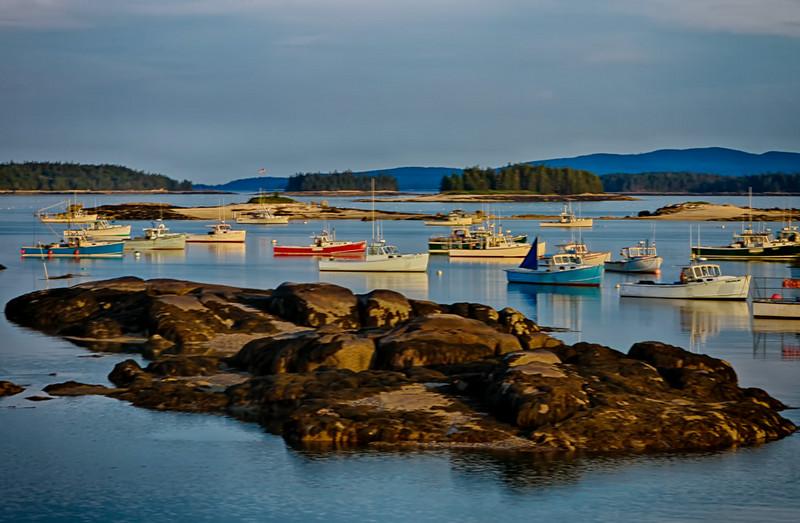Stonington, Maine<br /> Harbor #6