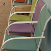 Rainbow of Chairs, Portsmouth, NH