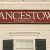 Francestown, NH sign