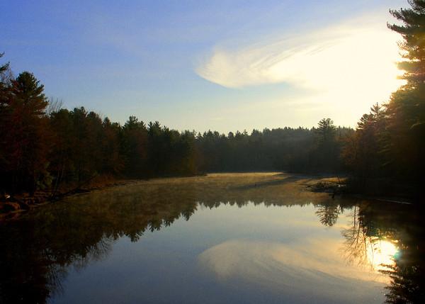 Still Waters on Powdermill Pond, Hancock, NH