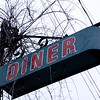 Peterborough Diner Neon Sign