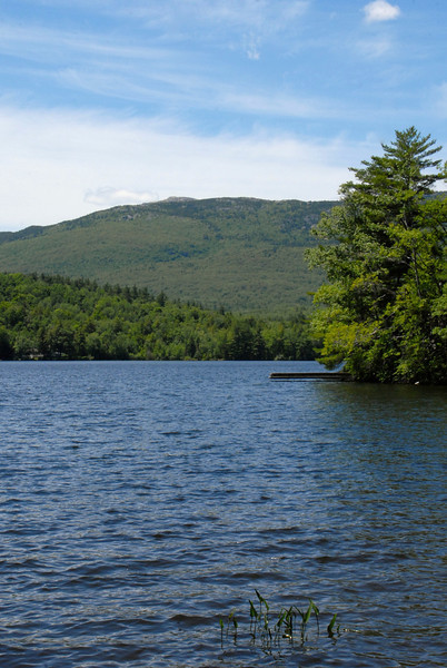 Mount Monadnock view from Thorndike Pond, Jaffrey Center, NH2