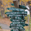 Which way do I go? - near Putney, Vermont