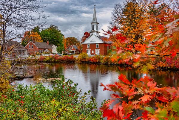 Harrisville Fall