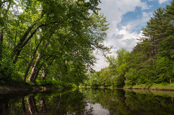 Penobscot river, Maine