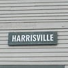 Harrisville, NH sign