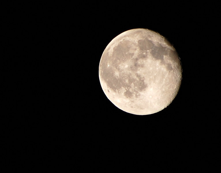 October Harvest Moon 2009