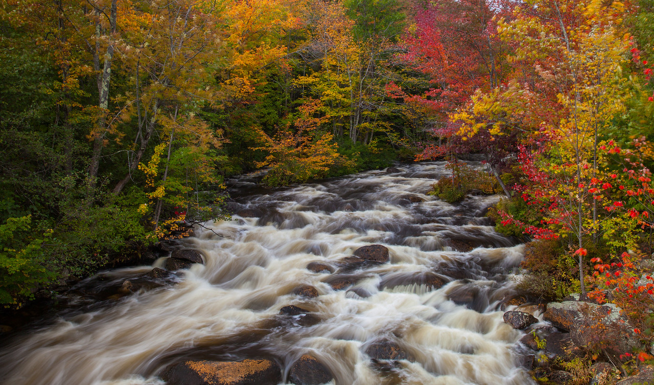 North Branch River, NH