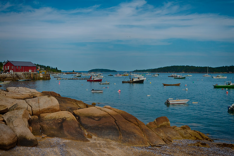 Stonington, Maine<br /> Harbor #8
