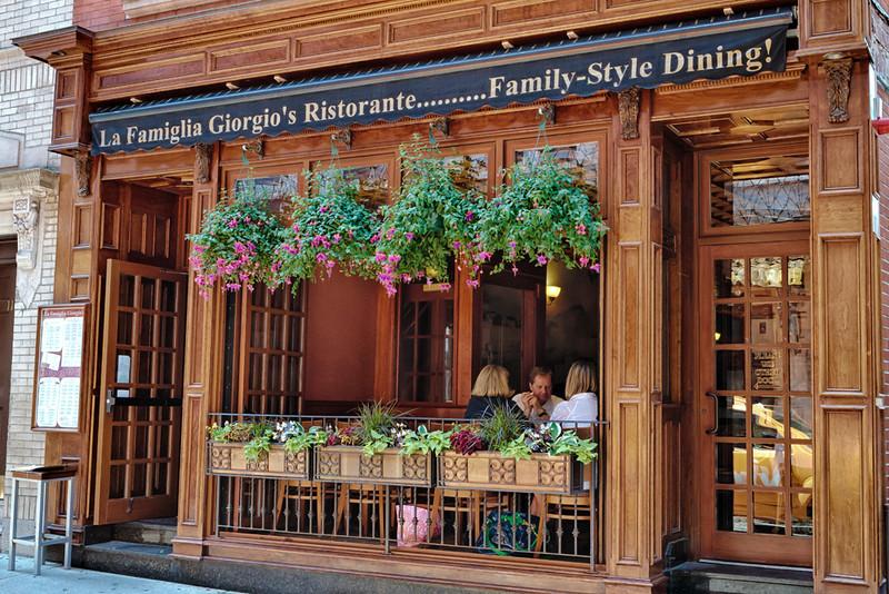 Boston, Massachusetts<br /> North End Italian Restaurant