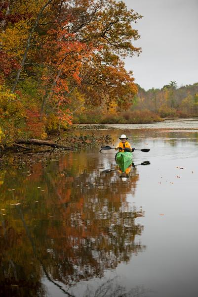 Kayaking Long Pond III