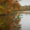 Kayaking Long Pond III