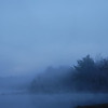 foggy water view - 3