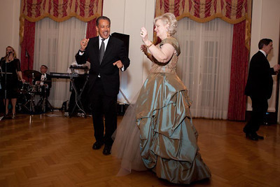 Dancing DWS & Bryon