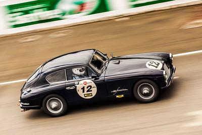 Le Mans Classic 2012, Aston Martin DB2/4 (1954)