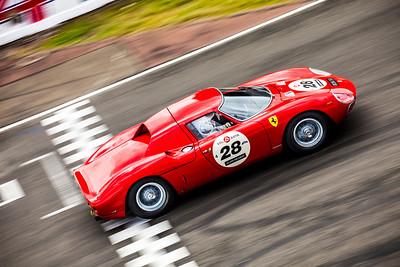Le Mans Classic 2012, Ferrari 250 LM (1964)