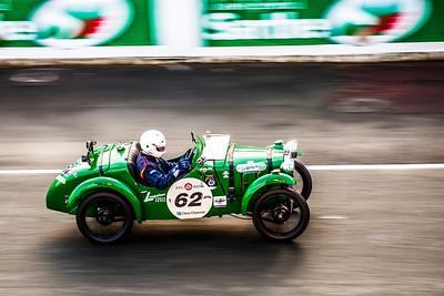 Le Mans Classic 2012, Austin 75 S (1934)