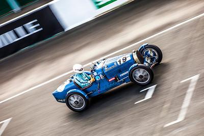 Le Mans Classic 2012, Bugatti 51 (1931)