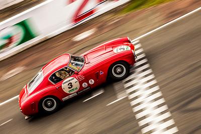 Le Mans Classic 2012, Ferrari 250 GT Berlinetta (1961)