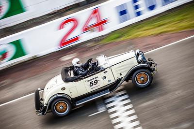 Simca 8 Speciale Camerano Le Mans (1938)