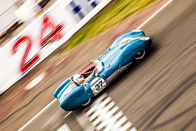 Le Mans Classic, Lotus XI 1500 (1958)