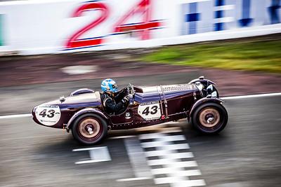 Le Mans Classic 2012, Riley TT Sprite (1935)