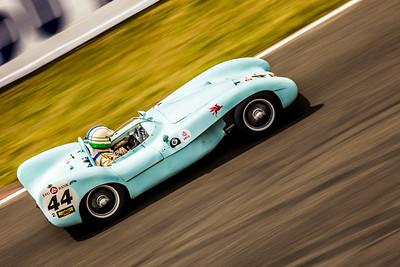 Le Mans Classic 2012, Lotus IX (1955)