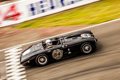 Le Mans Classic 2012, Aston Martin DB3 (1952)