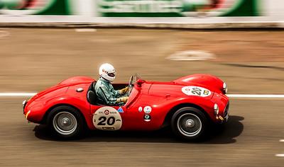 Le Mans Classic, Maserati A6 GCS (1954) - 2